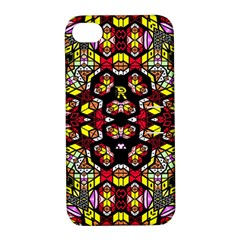 Queen Design 456 Apple Iphone 4/4s Hardshell Case With Stand
