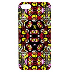 Queen Design 456 Apple Iphone 5 Hardshell Case With Stand