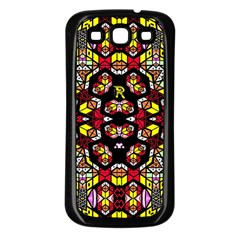 Queen Design 456 Samsung Galaxy S3 Back Case (black)