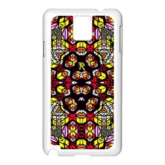 Queen Design 456 Samsung Galaxy Note 3 N9005 Case (white)