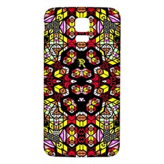 Queen Design 456 Samsung Galaxy S5 Back Case (white)