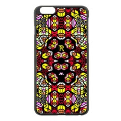 Queen Design 456 Apple Iphone 6 Plus/6s Plus Black Enamel Case