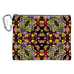 Queen Design 456 Canvas Cosmetic Bag (xxl)