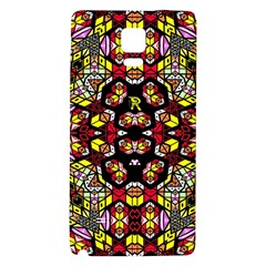 Queen Design 456 Galaxy Note 4 Back Case