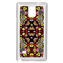Queen Design 456 Samsung Galaxy Note 4 Case (white)