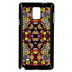 Queen Design 456 Samsung Galaxy Note 4 Case (black)