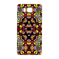 Queen Design 456 Samsung Galaxy Alpha Hardshell Back Case