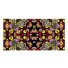 Queen Design 456 Satin Shawl