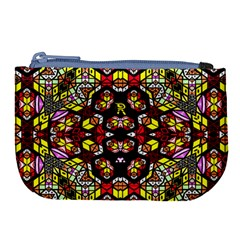 Queen Design 456 Large Coin Purse