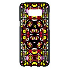 Queen Design 456 Samsung Galaxy S8 Plus Black Seamless Case