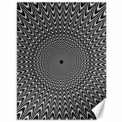 Vortex Canvas 36  X 48