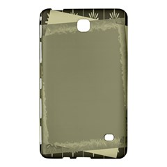 Moss Green Abstract Samsung Galaxy Tab 4 (8 ) Hardshell Case