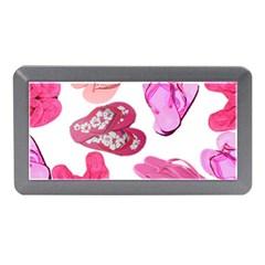 Pink Flops Memory Card Reader (mini)