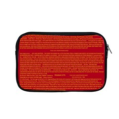 Mrtacpans Writing Grace Apple Macbook Pro 13  Zipper Case
