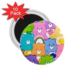 Care Bears 2 25  Magnets (10 Pack)