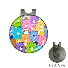 Care Bears Hat Clips With Golf Markers