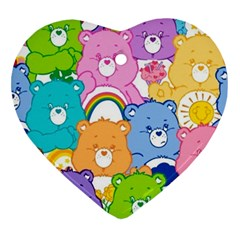 Care Bears Heart Ornament (two Sides)