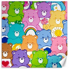 Care Bears Canvas 12  X 12