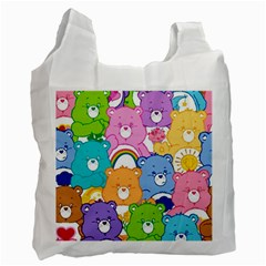 Care Bears Recycle Bag (two Side)