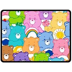 Care Bears Fleece Blanket (large)