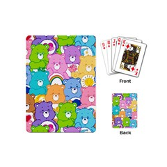 Care Bears Playing Cards (mini)