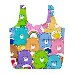 Care Bears Full Print Recycle Bags (l)