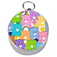 Care Bears Silver Compasses