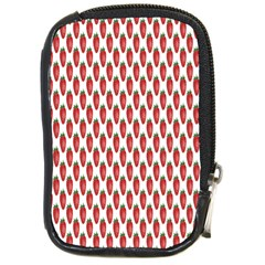Strawberry Pattern Compact Camera Cases