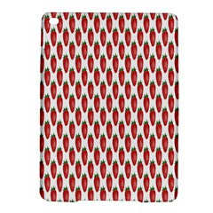Strawberry Pattern Ipad Air 2 Hardshell Cases