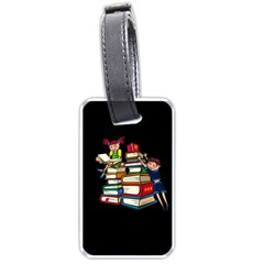 Back To School Luggage Tags (one Side)