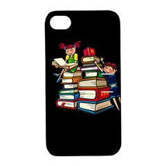 Back To School Apple Iphone 4/4s Hardshell Case With Stand
