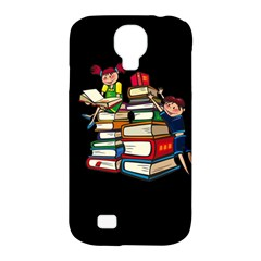 Back To School Samsung Galaxy S4 Classic Hardshell Case (pc+silicone)