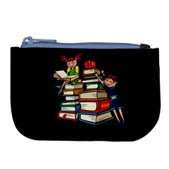 Back To School Large Coin Purse