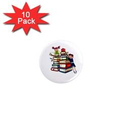 Back To School 1  Mini Magnet (10 Pack)