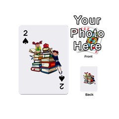 Back To School Playing Cards 54 (mini)