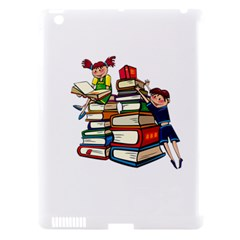 Back To School Apple Ipad 3/4 Hardshell Case (compatible With Smart Cover)