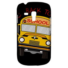 Back To School   School Bus Galaxy S3 Mini