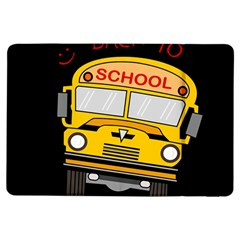 Back To School   School Bus Ipad Air Flip