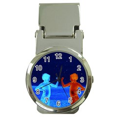 Space Boys  Money Clip Watches