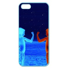 Space Boys  Apple Seamless Iphone 5 Case (color)