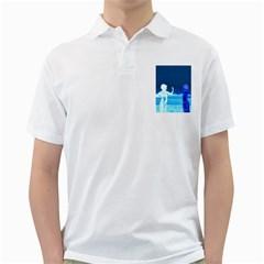 Space Boys  Golf Shirts