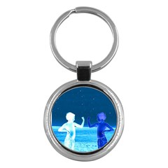 Space Boys  Key Chains (round)