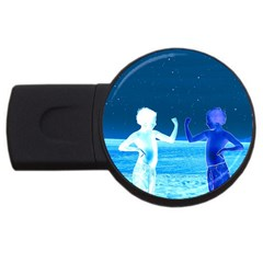 Space Boys  Usb Flash Drive Round (4 Gb)