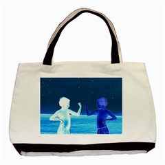 Space Boys  Basic Tote Bag (two Sides)