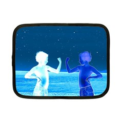 Space Boys  Netbook Case (small)
