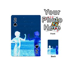 Space Boys  Playing Cards 54 (mini)