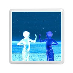 Space Boys  Memory Card Reader (square)