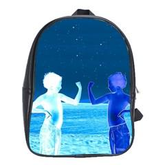 Space Boys  School Bag (xl)
