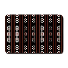 Folklore Pattern Small Doormat