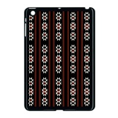 Folklore Pattern Apple Ipad Mini Case (black)